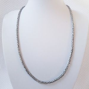 Jewelry - Sterling Silver Byzantine Necklace